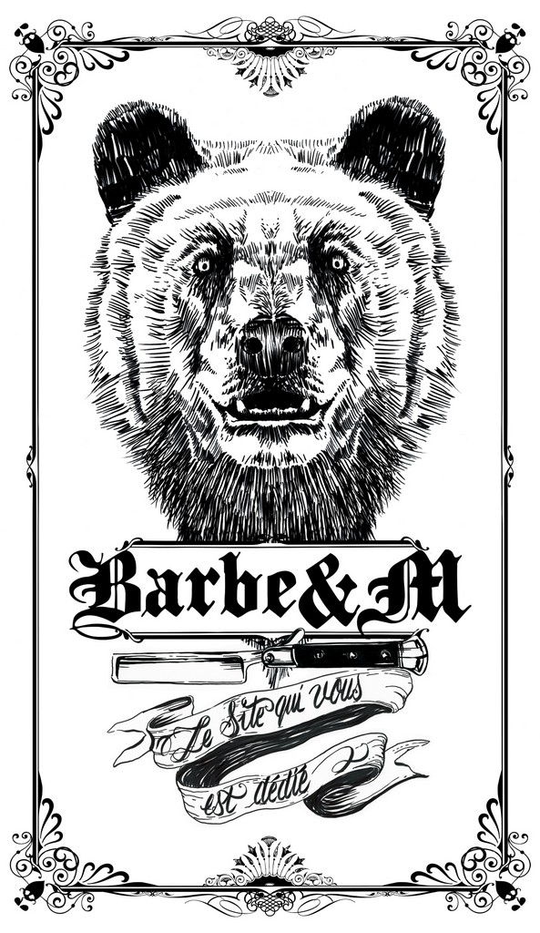 Barbe et M - malegrooming.fr, blog homme, beauté homme, barbe, rasage, parfums hommes